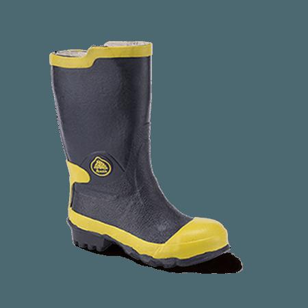 calzado-de seguridad-minero